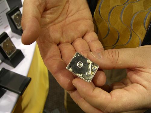Mini-disco duro
