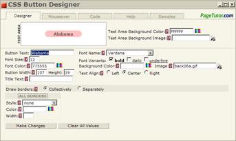 Herramienta on-line para crear tus botones CSS fácilmente