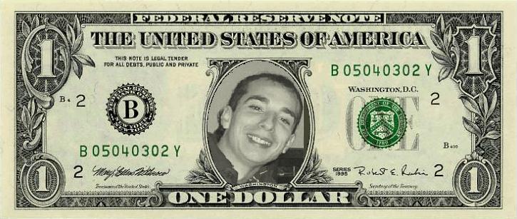 1 Dollar de Helektron