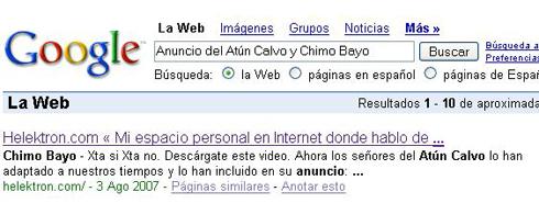 Atún Calvo
