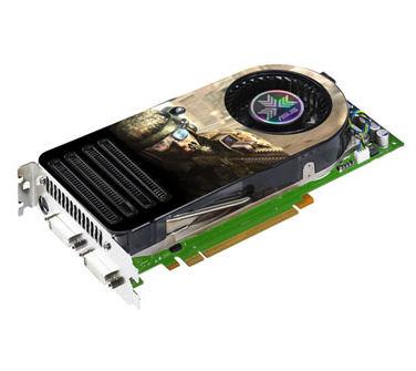 NVidia XFX GF 8800GTS