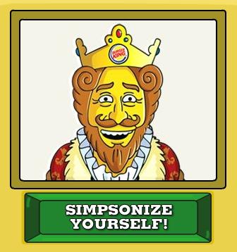 Simpsonizado: Crea tu propio personaje de los Simpson