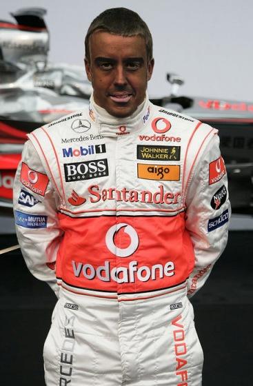 Fernando Alonso y Mclaren ya se han reconciliado