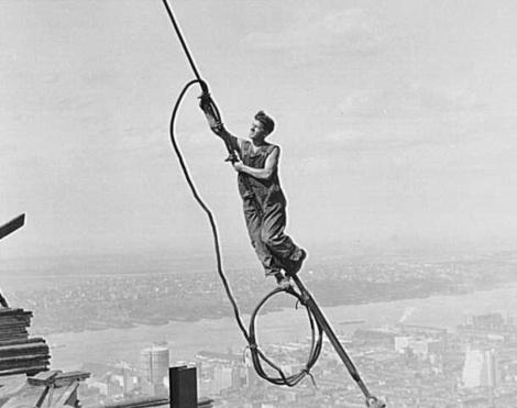 ¿Cómo se construyó el Empire State Building?