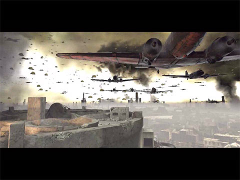 Medal Of Honor: Airborne (Impresionante)