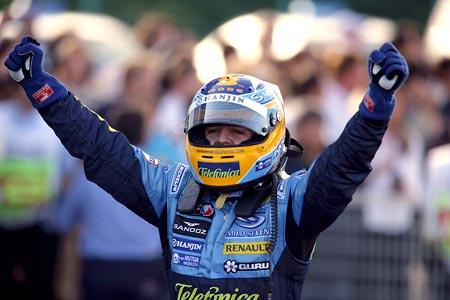 Fernando Alonso se va a Renault