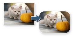 Roundpic: Herramienta online para redondear automáticamente las esquinas de las imagenes