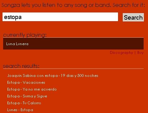 Songza: Escucha música mp3 gratis y online