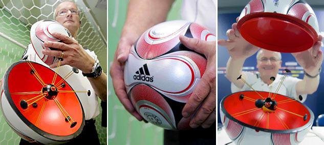 Nuevo balón de fútbol