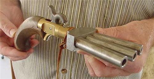 Las armas más sorprendentes de la historia