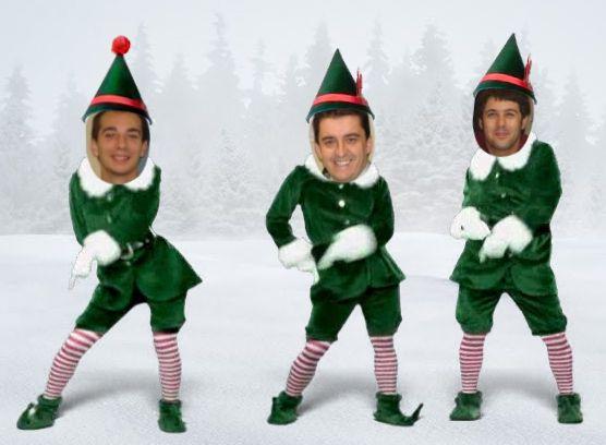 Camyna os felicita la Navidad
