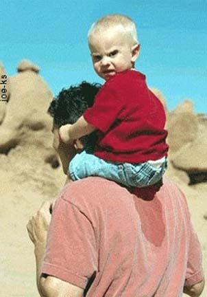 Fotos de niños divertidas