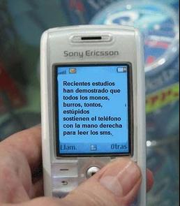 Mensajes SMS para felicitar el año nuevo
