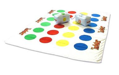Versión kamasutra del juego Twister