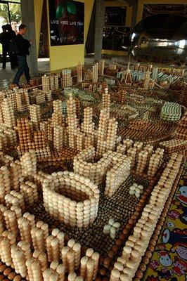 La ciudad de los huevos