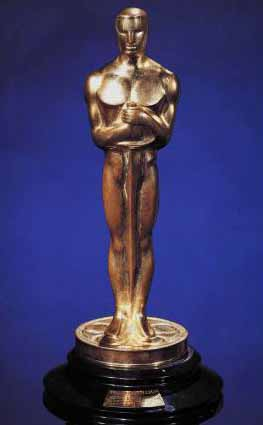 ¿Cómo se fabrican las estatuillas de los premios Oscar?