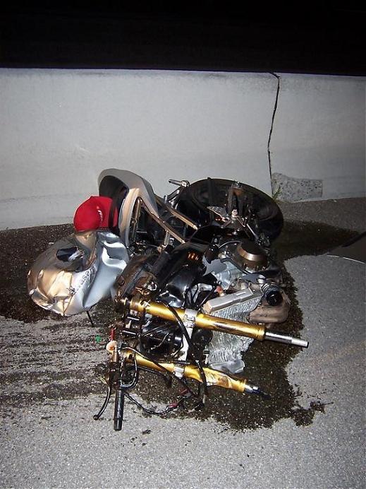 Motivos más que suficientes para ponerte el casco de la moto