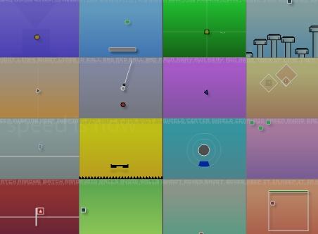 Grid: Juego multijuegos de lógica