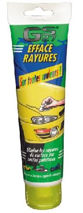 Productos para arreglar arañazos en la chapa del coche