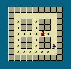 Maze Man: Juego al estilo comecocos