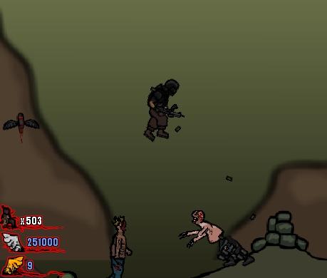 Letum: Juego de matar zombies