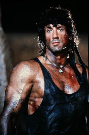 Pelea a muerte en el jardín de Sylvester Stallone: Jean Claude Van Damme contra Steven Seagal