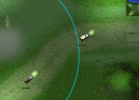 The Commanders Sister: El juego Desktop Tower Defense a lo bestia