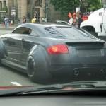 Audi TT tuneado a tope