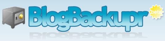 ¡¡NO GRACIAS!! Blogbackupr: Haz copias de tu blog remotamente