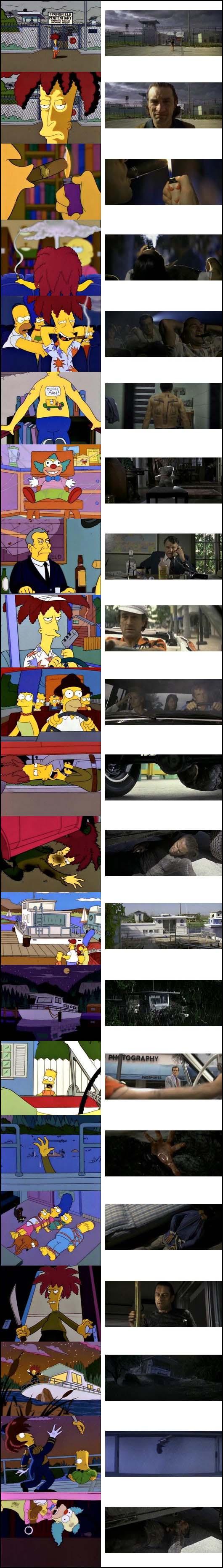 40 películas a las que hacen referencia en Los Simpsons