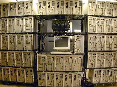 Centros de operaciones con ordenadores solo para geeks