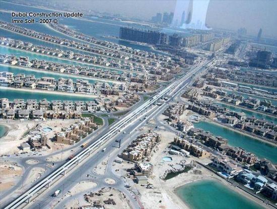 Construcciones modernas en dubai for Construcciones modernas