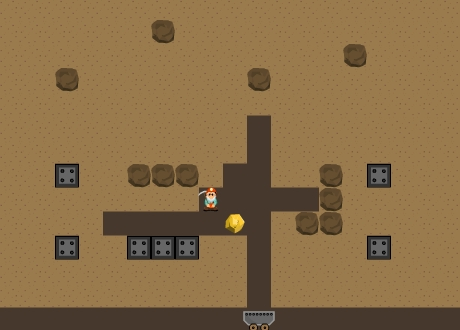 Gold Panic: Consigue tu oro