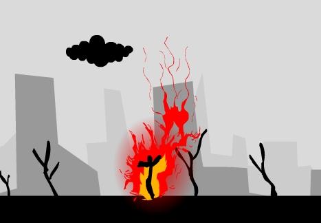 Light People on Fire: Quema a la gente