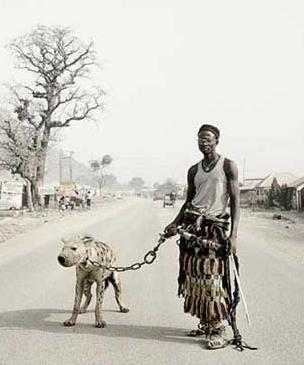 Las mascotas en África
