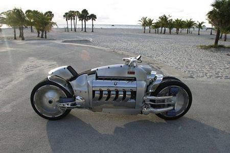 La motocicleta más rápida del mundo
