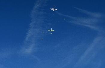 Mustang Dogfight: Juego de guerra de aviones