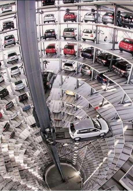 Parkings automáticos