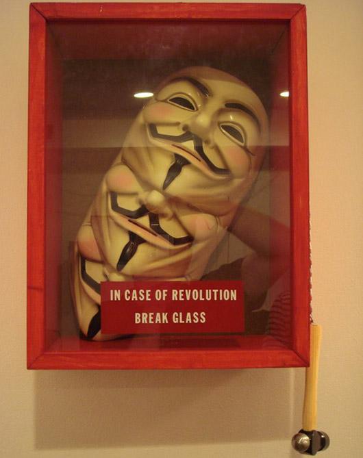 ¿Qué hacer en caso de revolución?