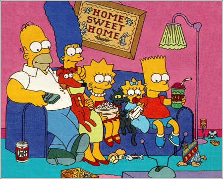 Curiosidades de los personajes de Los Simpsons