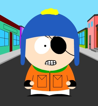 Creador online de personajes de South Park