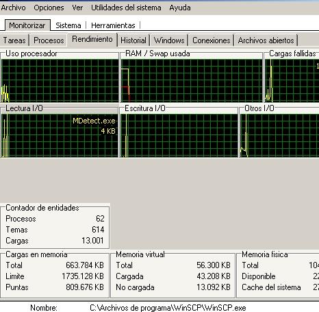 System Explorer: El mejor administrador de tareas de Windows