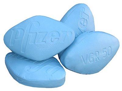 """Veía la vida """"color azul"""" por culpa del Viagra"""