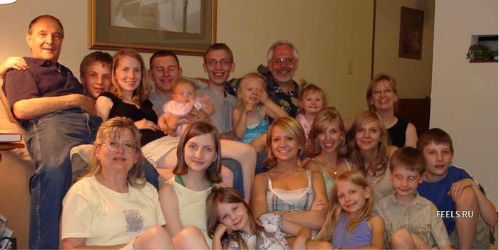 Fotograf as de familias numerosas for Alojamiento familias numerosas