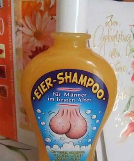eier-shampoo