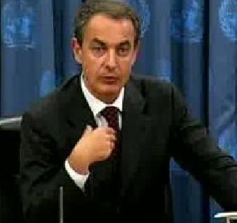 Las mentiras del Gobierno de España de Zapatero