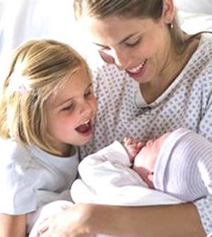 Recopilación de SMS gratis nacimiento bebe