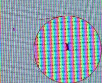 Arreglar pixels muertos
