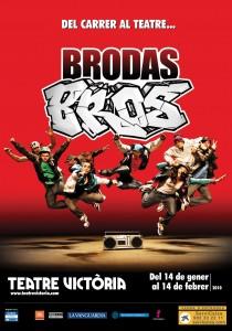 Brodas Bros en el Teatro Victoria