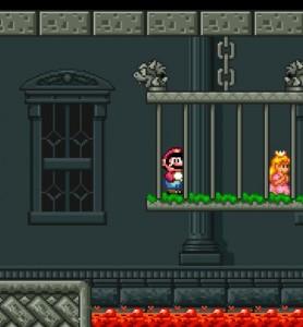 El premio de la princesa a Mario Bros